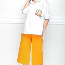 Костюмы - Костюм 21186 LENATA оранжевый Модель: 21186, 0