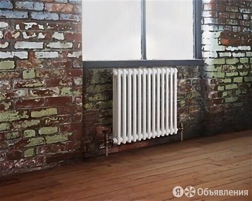 Стальной трубчатый радиатор 2колончатый Arbonia 2075/12 N12 3/4 RAL 9016 по цене 13870₽ - Радиаторы, фото 0