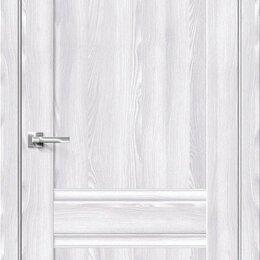 Межкомнатные двери - Межкомнатная дверь с экошпоном Прима-2.1 Riviera Ice, 0