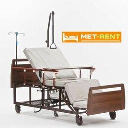 Приборы и аксессуары - Кровать для лежачих больных DB11-A электро без переворота , 0
