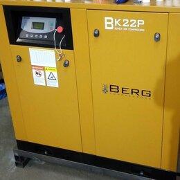 Воздушные компрессоры - Компрессор масляный Berg, 0