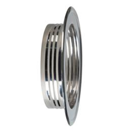 Термосы и термокружки - ТЕРМОХОД Фланец 115 (круглый, нержавеющий), 0