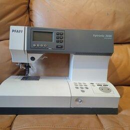 Швейные машины - Pfaff типтроник 2030 швейная машина, 0