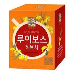 Продукты - Чай травяной красный Nokchawon, 20 п, 0