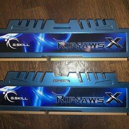 Модули памяти - G.Skill Ripjaws X DDR3 16GB 2x8GB 2133 Mhz ддр3, 0