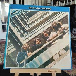 Виниловые пластинки - музыка на виниле Битз The Beatles – 1967-1970 EAP-9034B Japan 1973 LP , 0
