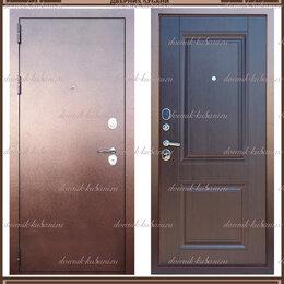 Входные двери - Входная дверь Магнат Венге 90 мм. Россия, 0