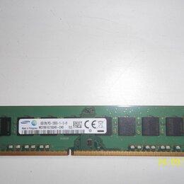 Модули памяти - Samsung DDR3 8GB-1600, 0
