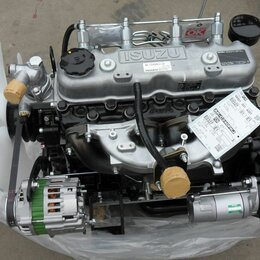 Двигатель и комплектующие - Двигатель isuzu c240 в наличии, 0