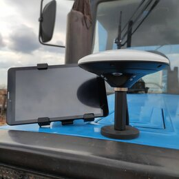 GPS-навигаторы - Агронавигатор Yun Navi с Планшетом. Bluetooth, автономное питание., 0