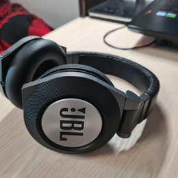 Наушники и Bluetooth-гарнитуры - Наушники JBL E50BT, 0