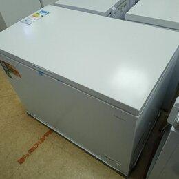 Морозильники - Морозильный ларь Zarget zcf 310w новый, 0