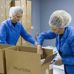 Упаковщики - Фасовщик(ца) картонной упаковки / вахта от 20 смен, 0