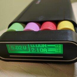 Универсальные внешние аккумуляторы - Soshine E3 Power bank на 4 аккумулятора 18650, 0