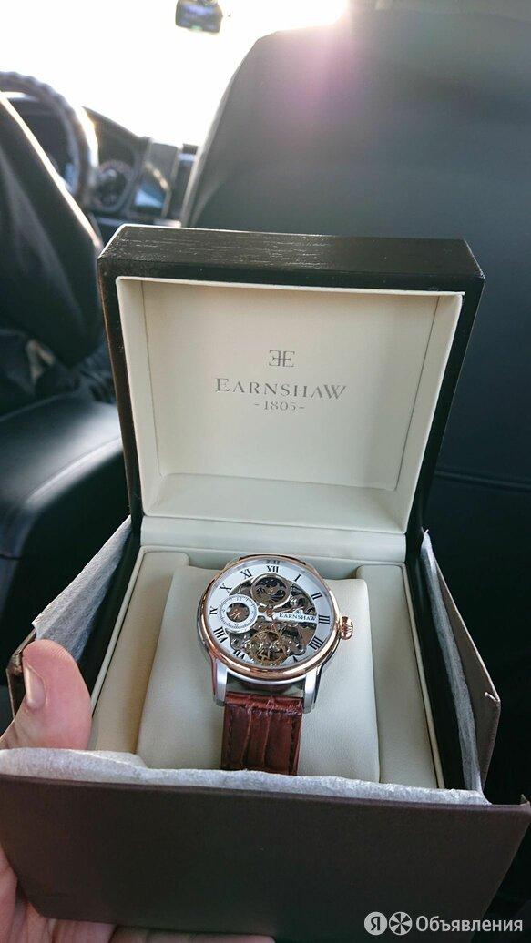 Часы Earnshaw ES 8006 03 по цене 8000₽ - Наручные часы, фото 0