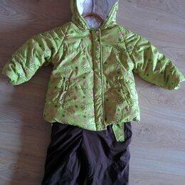 Комплекты верхней одежды - Костюм для девочки Bolichin (весна-осень) 74-80см, 0