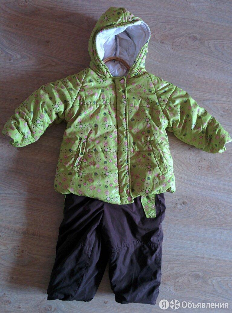 Костюм для девочки Bolichin (весна-осень) 74-80см по цене 900₽ - Комплекты верхней одежды, фото 0