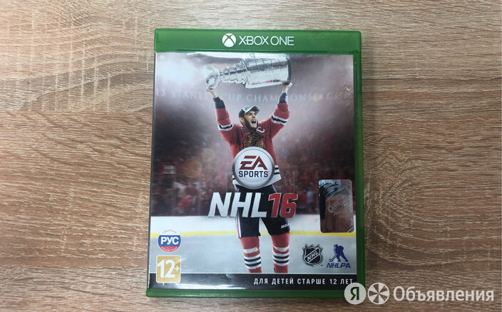 Диск Xbox One по цене 390₽ - Игры для приставок и ПК, фото 0