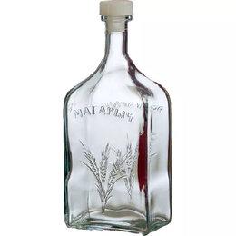 Бутылки - Бутыль 1,2 л МАГАРЫЧОК, 0
