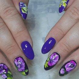 Дизайн ногтей - Дазайн ногтей, маникюр, педикюр., 0
