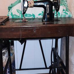 Швейные машины - Швейная машина-стол, 0