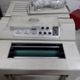 Полиграфическое оборудование - УФ ЛАКИРОВАЛЬНАЯ МАШИНА UV-480 (КИТАЙ), 0