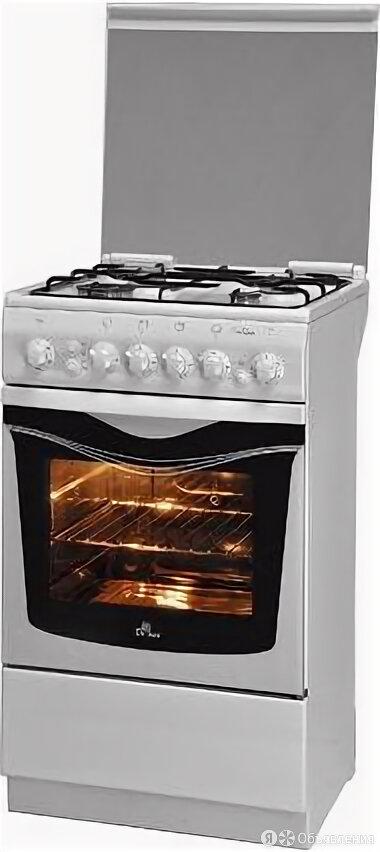 Газовая плита DeLuxe 5040.41 г по цене 19891₽ - Плиты и варочные панели, фото 0