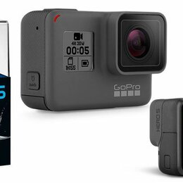 Экшн-камеры - Экшн камера Gopro Hero 5 Black , 0