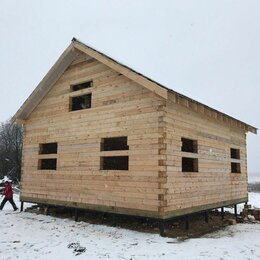 Архитектура, строительство и ремонт - Дом из бруса, 0