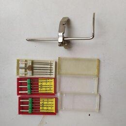 Аксессуары и запчасти - Иглы для швейной машины, 0