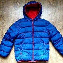 Куртки и пуховики - Куртка детская теплая дутая Futurino р122, 0