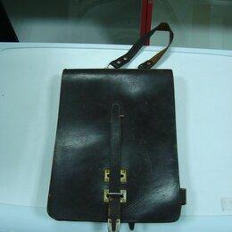 Военные вещи - Планшет офицерский СССP сумка полевая, 0