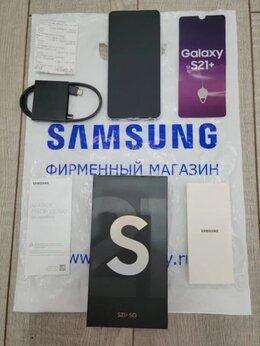 Мобильные телефоны - Samsung Galaxy S21 Plus 8/128GB Серебряный Фантом, 0