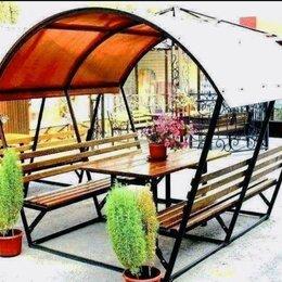 Комплекты садовой мебели - Беседка из поликарбоната , 0