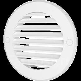 Вентиляционные решётки - Решетка 125   D150   12РКН   ЭРА (зак), 0