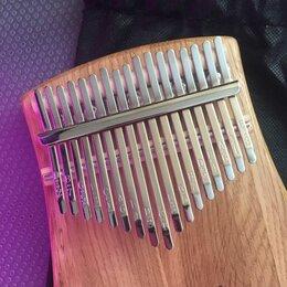 Щипковые инструменты - Калимба , 0