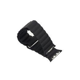 Ремешки для умных часов - Ремешок для Apple Watch Magnetic Loop 38/40mm черный, 0