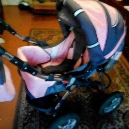 Коляски - Детская коляска 2  в 1 трансформатор  ., 0