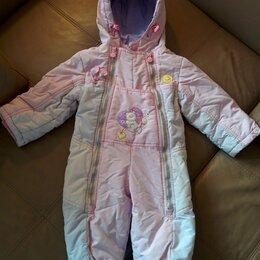 Комплекты верхней одежды - Комбинезон для девочки Kiko (весна-осень) р 80, 0