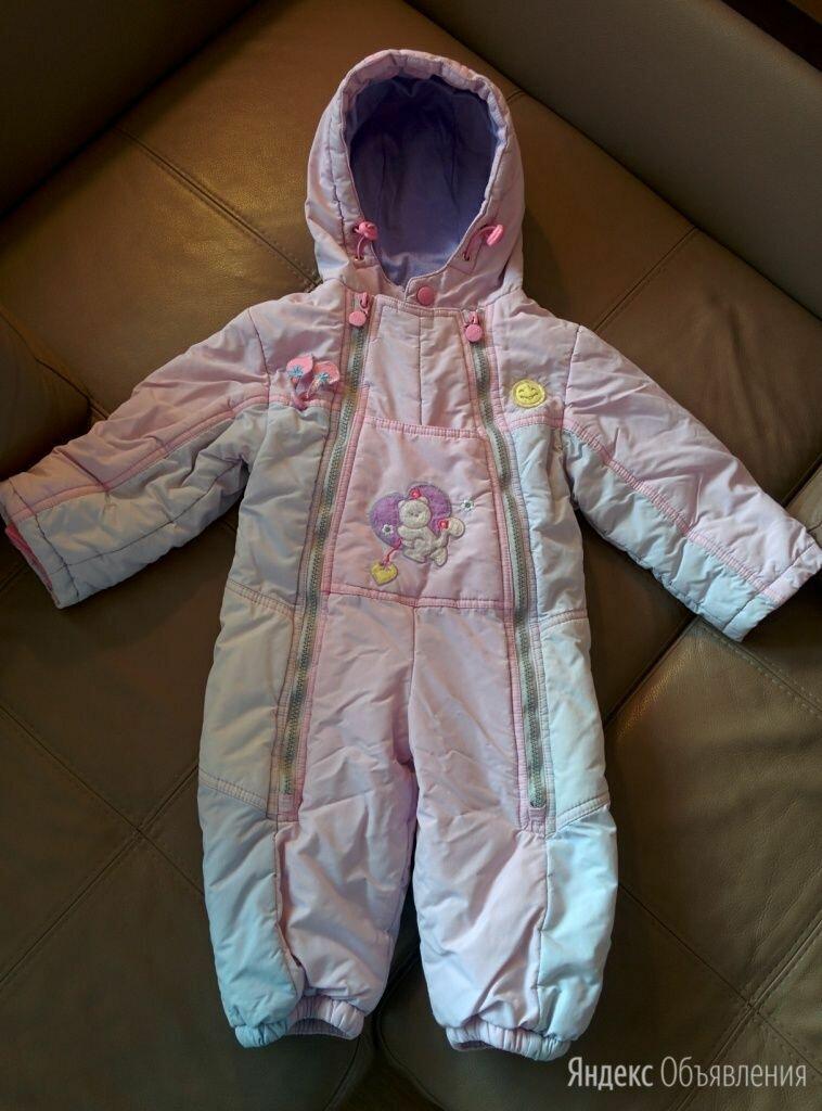 Комбинезон для девочки Kiko (весна-осень) р 80 по цене 900₽ - Комплекты верхней одежды, фото 0