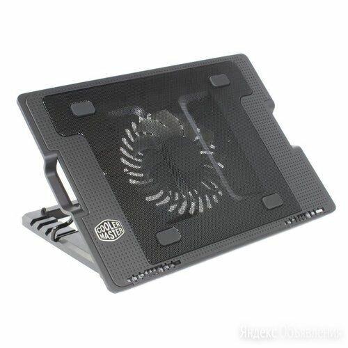 Подставка охлаждающая для ноутбука Cooler Master ErgoStand по цене 1600₽ - Аксессуары и запчасти для ноутбуков, фото 0
