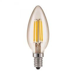 Лампочки - ELEKTROSTANDARD - BLE1426 Филаментная светодиодная лампа C35 9W 4200K E14, 0