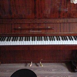 Прочие услуги - Настройка фортепиано(пианино), 0