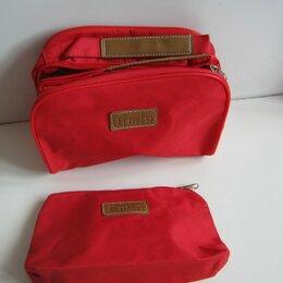 Косметички и бьюти-кейсы -  Набор сумочка косметичка Новый, 0