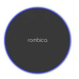 Защитные пленки и стекла - Беспроводное зарядное устройство Rombica NEO Core Quick Black, 0