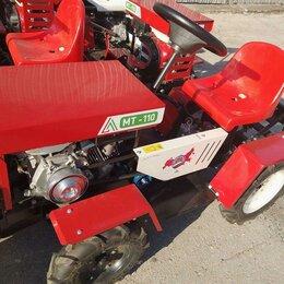 Мини-тракторы - Новый Минитрактор Агромаш мт-110, 0