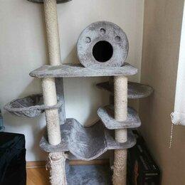 Когтеточки и комплексы  - Продам когтеточку для кота, 0
