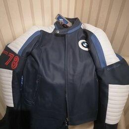 Мотоэкипировка - Кожаная куртка. куртка club bmw motorrad, 0
