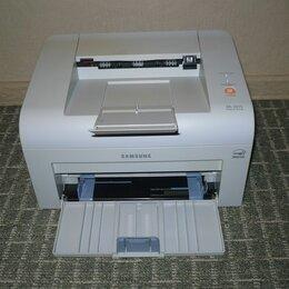 Принтеры и МФУ - Лазерный ч-б Samsung ML-2010 series, 0