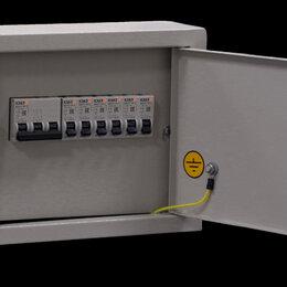 Ремонт и монтаж товаров - электромонтажные работы, установка розеток, выключателей, щитов освещения, 0